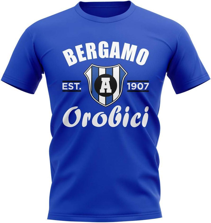 Royal Airosportswear Atalanta Established Football T-Shirt
