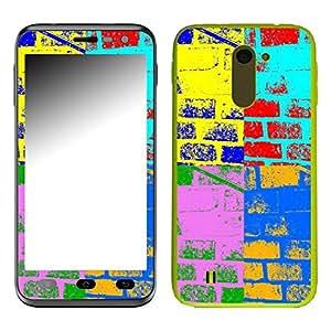 "Motivos Disagu Design Skin para Archos 50c Neon: ""Eight Colors"""
