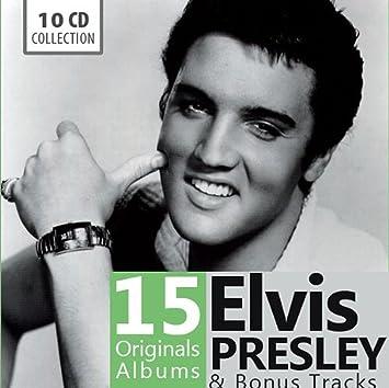 Elvis Presley: 15 Original Albums: Elvis Presley, Carl Perkins ...