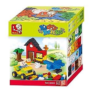 Sluban Basic Bricks Set Building...
