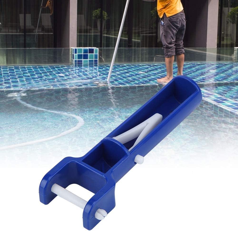 forma de V SunshineFace Juego de 2 cabezales de cepillo para piscina accesorios de repuesto