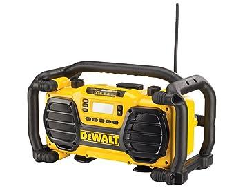 DeWalt DC013 - Radio - cargador: Amazon.es: Bricolaje y ...