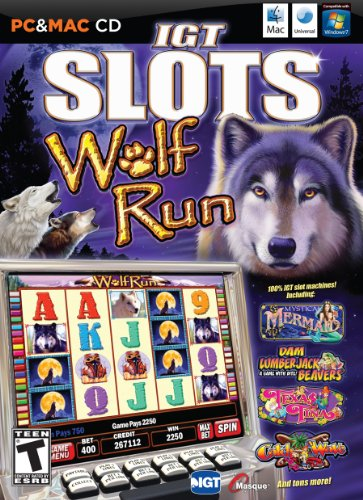 IGT Slots: Wolf Run - Mac ()