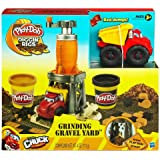 Play-Doh Diggin' Rigs Tonka Chuck & Friends Playset - Grinding Gravel Yard (Age: 3 years and up)