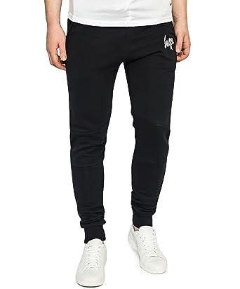 Hype Joggers - Slim Fit - Cuffed Sweatpants - Mens Boys (XXS, Navy Blue