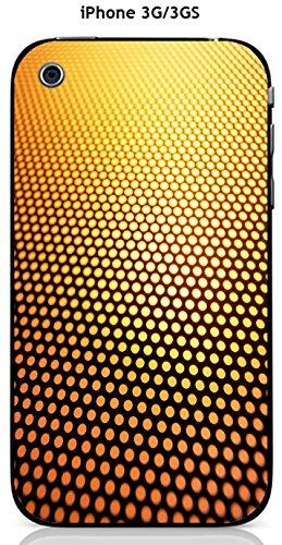 Cover Apple iPhone 3G/3GS Design Degrade oro & nero