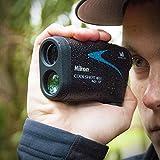 BUNDLE-Nikon-Coolshot-20-40-or-40i-80-80i-Golf-Rangefinder-Standard-Edition-with-EXTRA-CR2-BATTERY