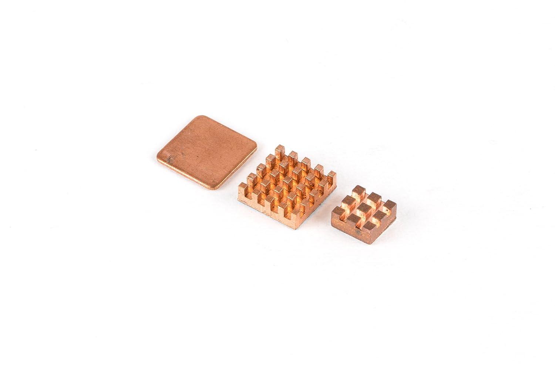 OSEPP Premium Copper Heat Sink for Raspberry Pi
