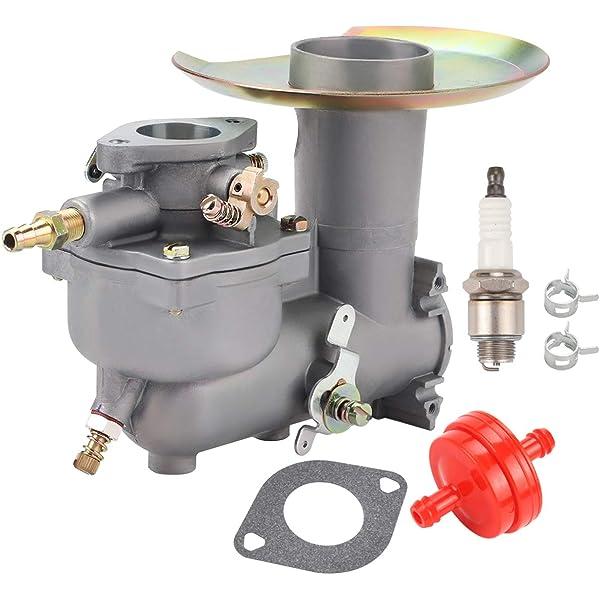 Muffler Briggs /& Stratton 251412 251416 254422 8 thru 16 hp Cast Iron Engines