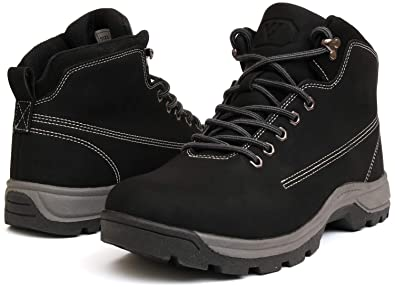 Amazon.com | WHITIN Mens Insulated All-Weather Boots | Snow Boots