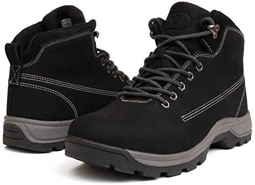 Amazon.com | WHITIN Mens Insulated Work Boots Zapatos ...