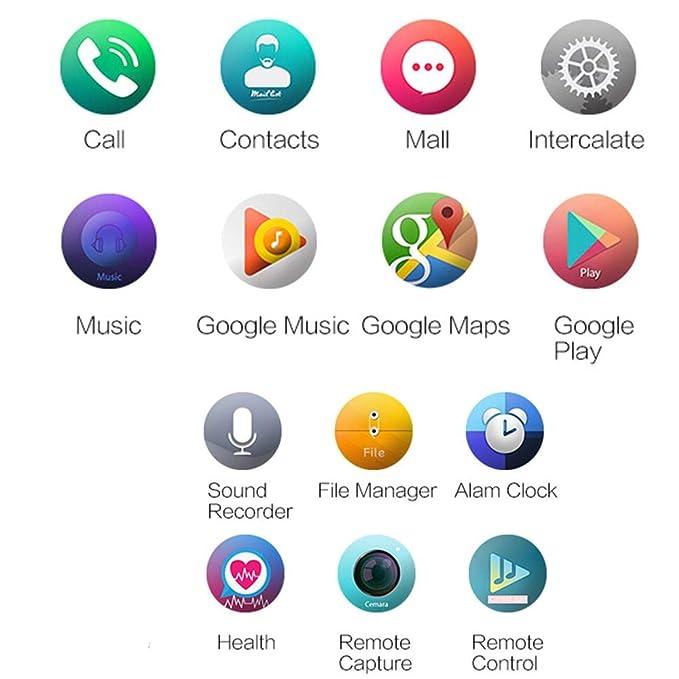 XZANTE i3 Smart Reloj mtk6580 Android 5.1 Deportes de ...
