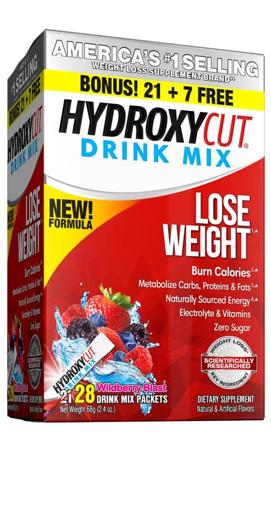 Amazon Hydroxycut Drink Mix Scientifically Tested Weight Loss