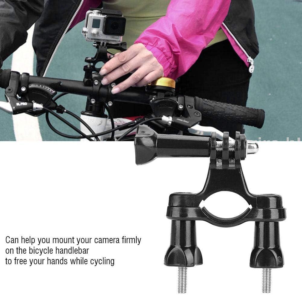 Bike//Motorcycle Handlebar Action Camera Holder Bracket Bike Grip Mount for GoPro etc SJCAM XiaoYi Mugast Bicycle Mount Holder