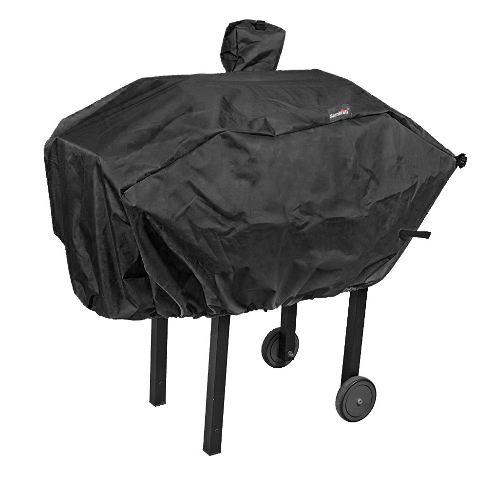 Stanbroil Heavy Duty Pellet Grill Cover Fits Camp Chef Models: PG24, PG24LS, PG24S, PG24SE, PG24LTD by Stanbroil