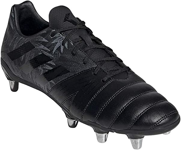 Intacto estanque lana  Amazon.com | adidas Kakari SG Rugby Boots - All Blacks | Rugby