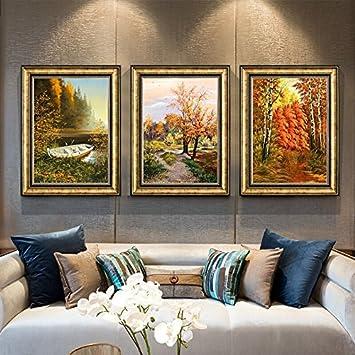 Wohnzimmer Wanddekoration Europäischen stil sofa Hintergrund ...
