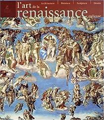 La Renaissance italienne : Architecture, peinture, sculpture, dessin par Toman