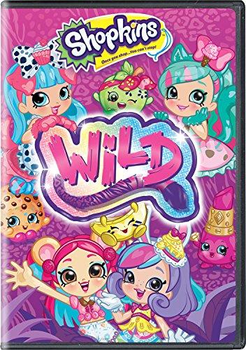 DVD : Shopkins: Wild (DVD)