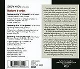 Jerusalem Quartet - Haydn: Quatuor Op. 64 No 5 'L'Alouette' / Quatuor Op. 76 No 2 'Les Quintes' / Quatuor Op. 77 No 1 'Lobkowitz'