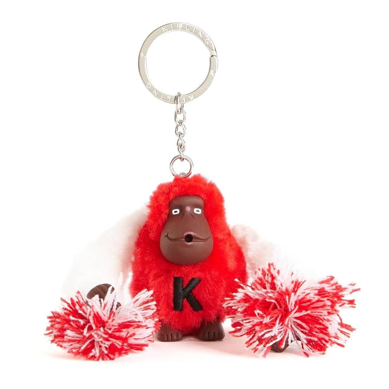Kipling Women's Go Kipling Cheer Monkey Keychain