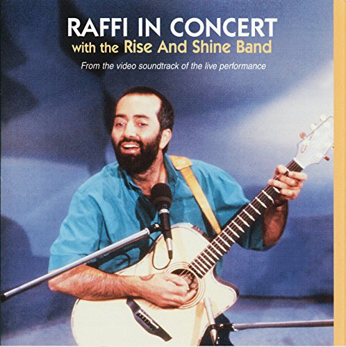 Raffi In Concert With The Rise And Shine - Music Band Concert