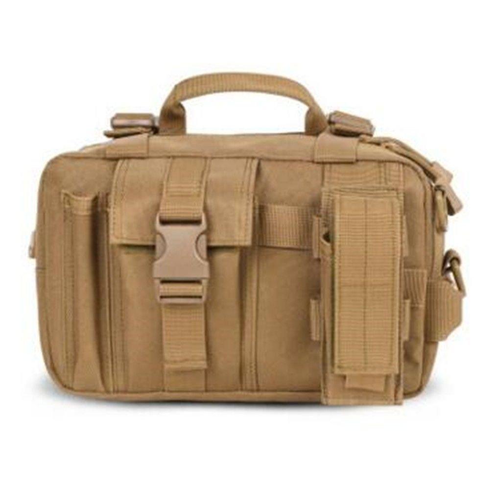 SHULING Outdoor Freizeittasche Neue Mode Camouflage Umhängetasche Canvas Taktische Tasche Bergsteigen Wandern Reisetasche