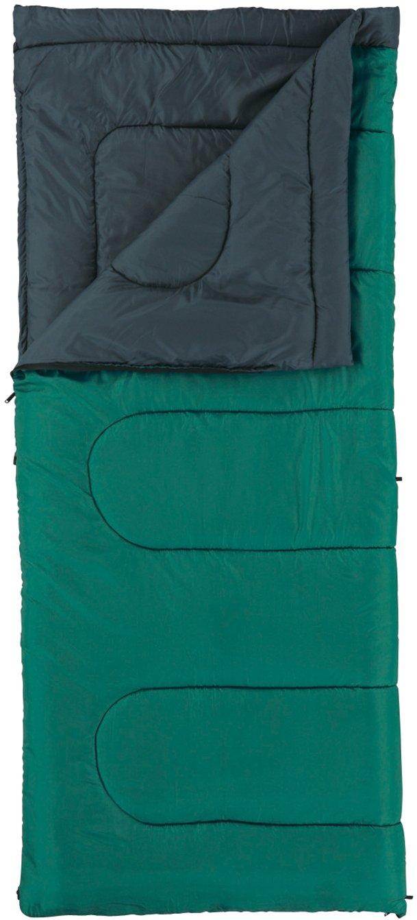 Coleman Saco de Dormir Atlantic Lite 10, Techo Saco de Dormir Saco de Dormir de Verano Camping, Ligero, Interior y Exterior nutzbar, 190 x 84 cm, ...