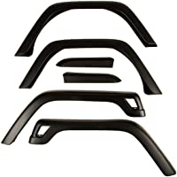 OMIX 11603.11, Stock Fender Flare Kit for 1997-2006 Jeep Wrangler TJ, Pack of 6