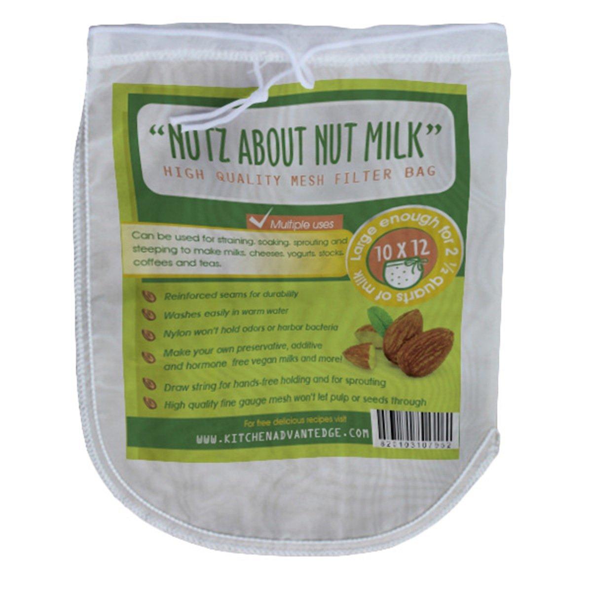 Nutz sobre tuerca leche