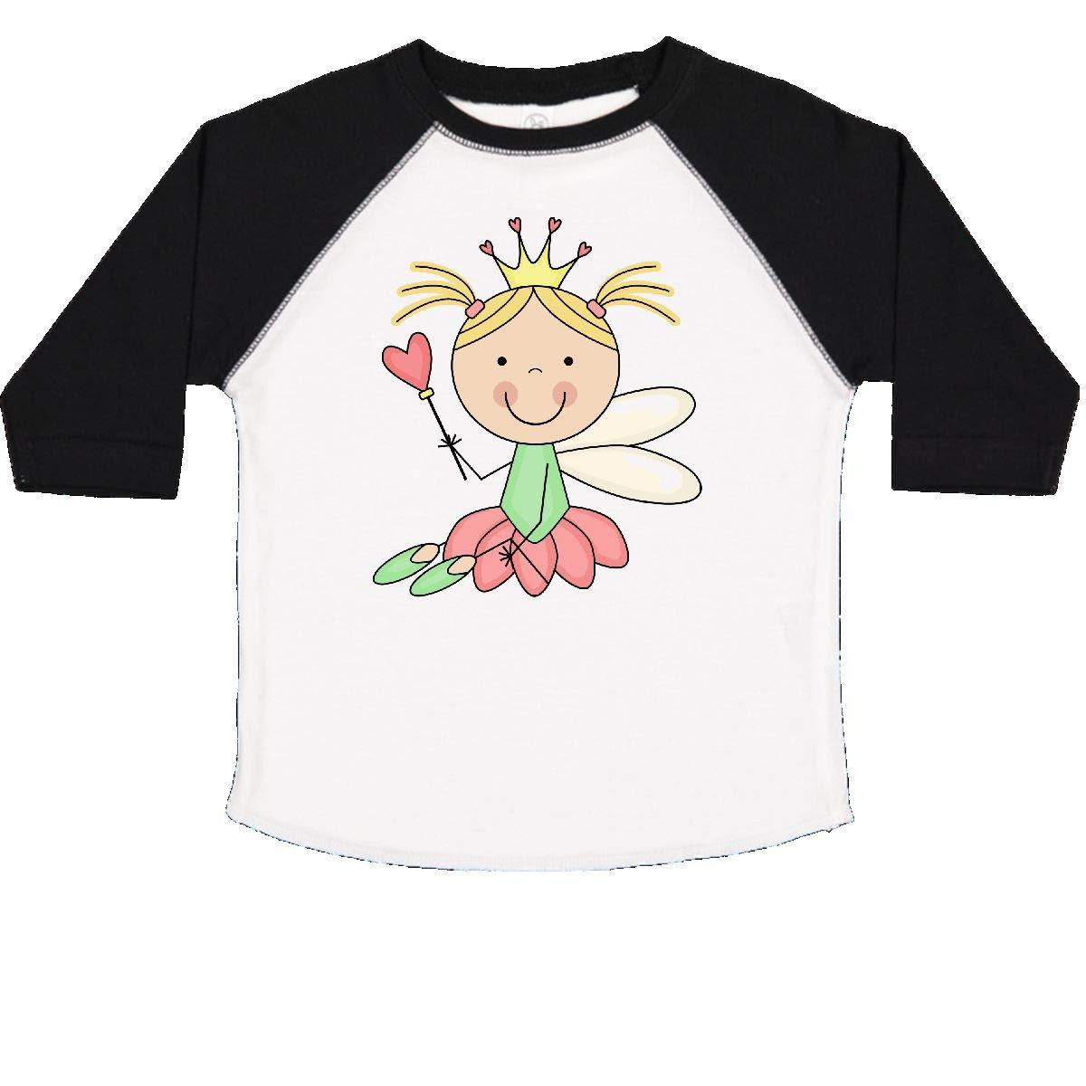 inktastic Fairy Princess Toddler T-Shirt