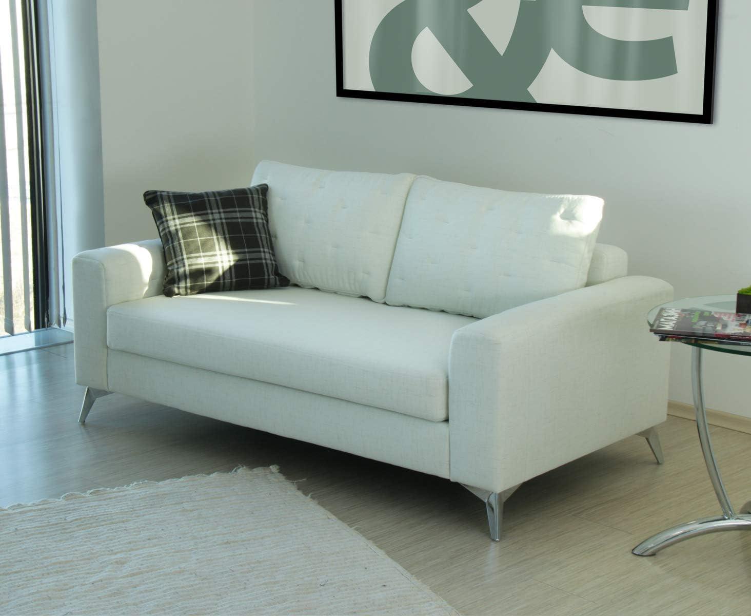 /Movian colore bianco divano 2 posti modello Jazz Marchio