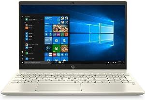 "Newest HP 15 15.6"" HD Touchscreen Premium Laptop - Intel Core i5-7200U, 8GB DDR4, 2TB HDD, HDMI, Webcam, Wi-Fi AC + Bluetooth 4.2, Gigabit Ethernet RJ-45, Windows 10 - Gold"