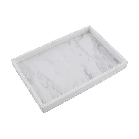 amazon com maykke brax rectangle display tray bathroom countertop rh amazon com