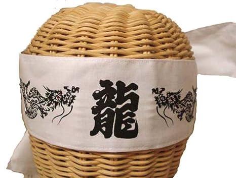 Dragon Martial Arts Headband