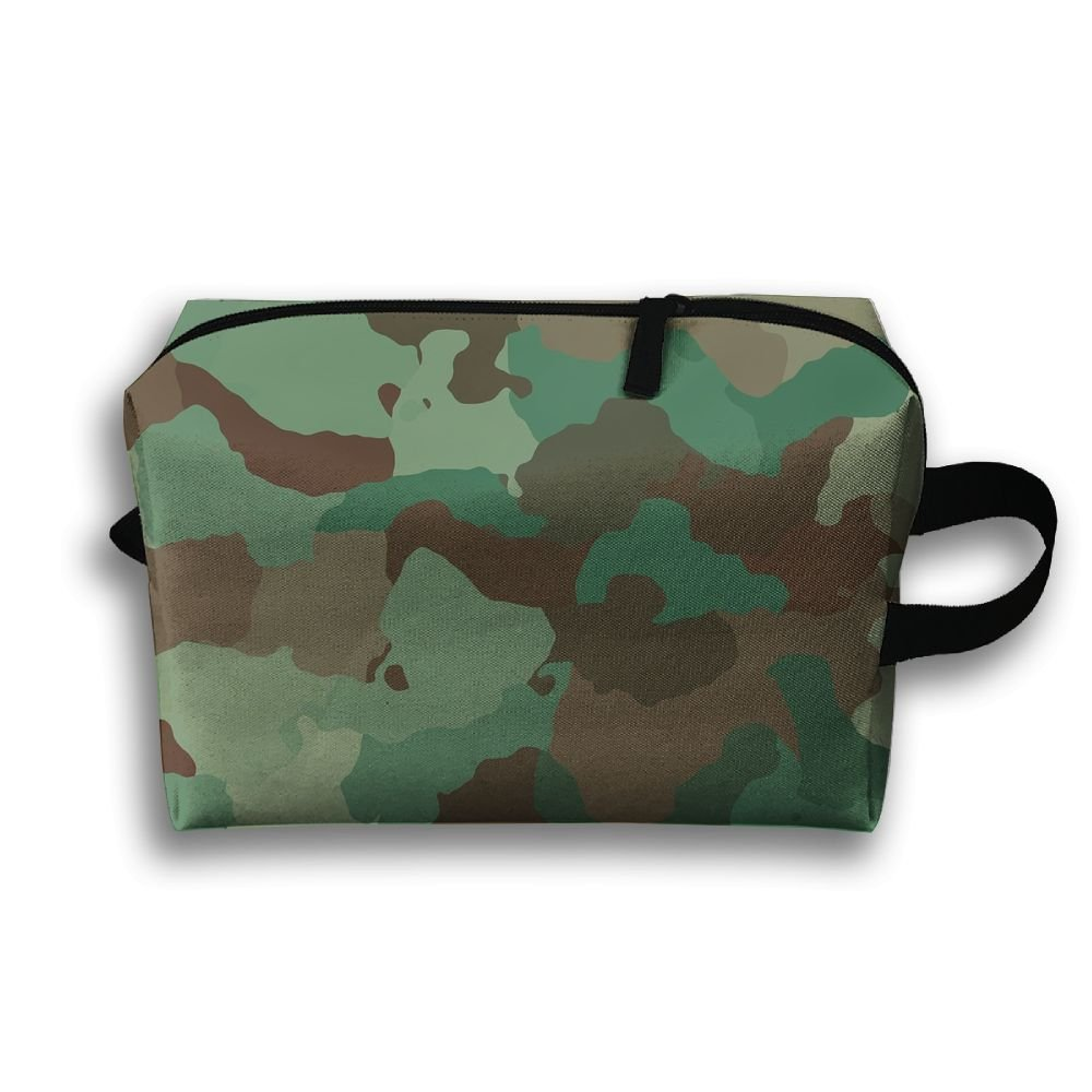 DTW1GjuY Lightweight And Waterproof Multifunction Storage Luggage Bag Camouflage3