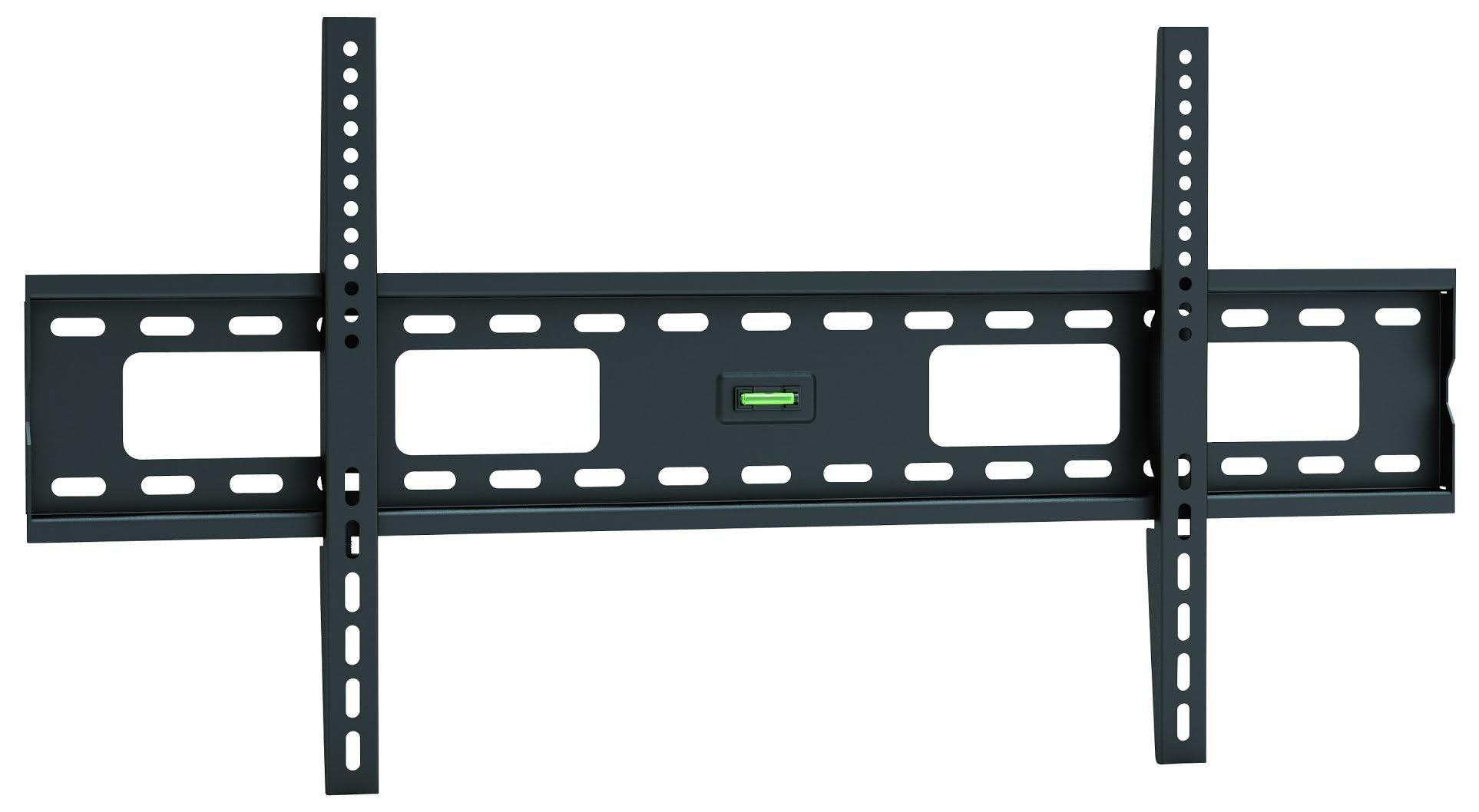 EASY MOUNT – Extra Ultra Slim Flat TV Wall Mount Bracket for Samsung UN55MU6300 Super Low 1.4'' Profile Design - Heavy Duty Steel - Simple to Install!