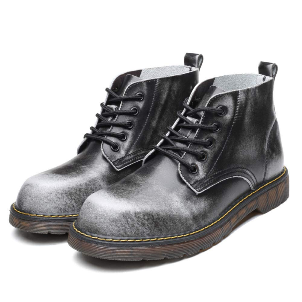 Boots Boots Chelsea Boots Men Leather Formal Desert Brogue Classic Booties Spring Martin Boots Tooling