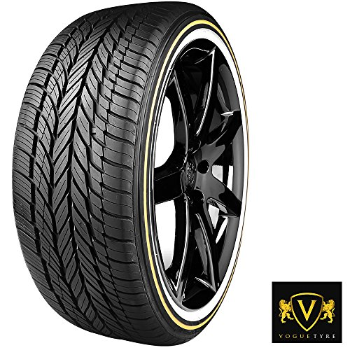 245/40R20 Vogue Custom Built Radial Viii