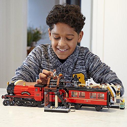 61Em1T6EpbL - LEGO Harry Potter Hogwarts Express 75955 Building Kit (801 Pieces)