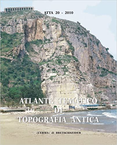 Atlante Tematico Di Topografia Antica 20-2010