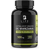 Vinagre de Manzana 500 mg 180 Cápsulas B Life