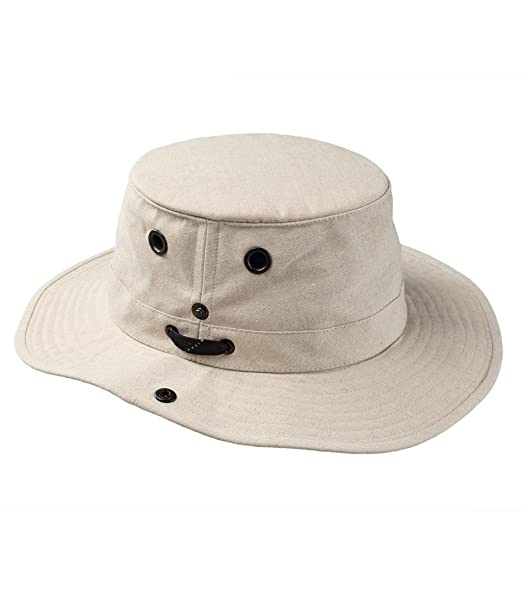 812075fd Tilley TM3 Snap Up Brim Hat - Sand, 7 7/8: Amazon.co.uk: Clothing