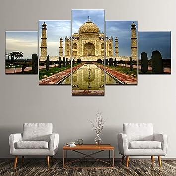 Taj Mahal Art Print Home Decor Wall Art Poster