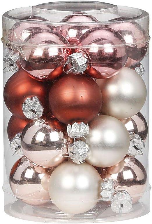 Weihnachtsglocke Rot Grün Christmas Zink 18 x 14 Ø cm