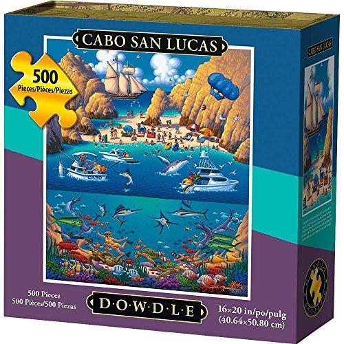 Dowdle Jigsaw Puzzle - Cabo San Lucas - 500 Piece