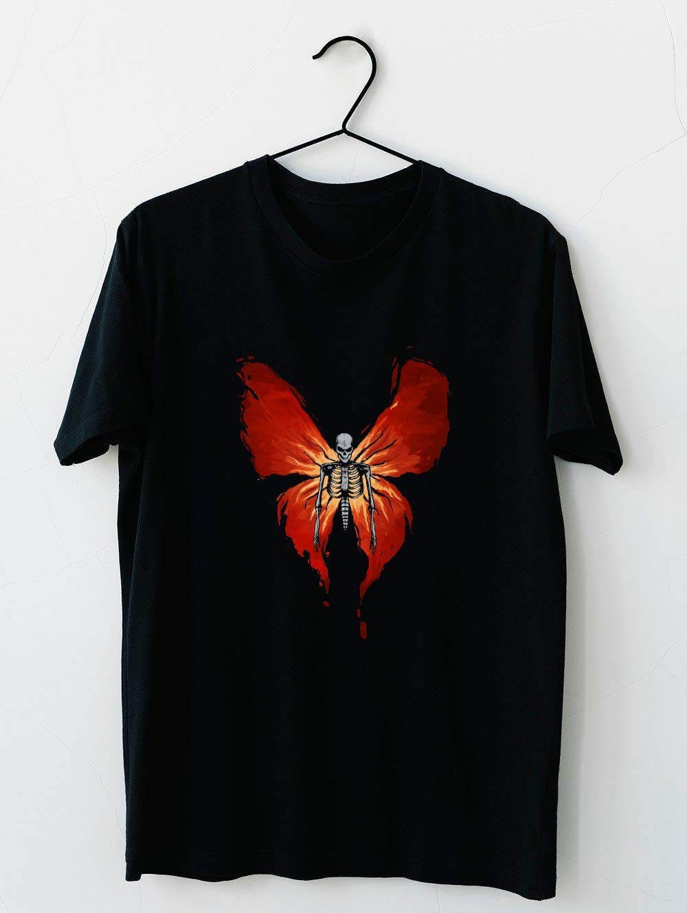Before The Storm Skelefly T Shirt For Unisex