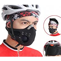 Towallmark 1PC Useful Newest Anti Dust Half Face Mask For Cycling Bicycle Bike Motorcycle Racing Ski by Goforbe