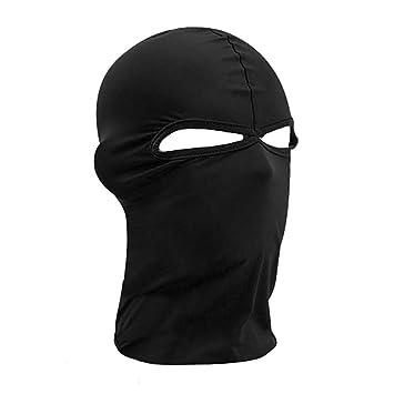 dohot pasamontañas casco de bicicleta motocicleta cuello máscara de esquí Cara Completa Para conducción Ciclismo,