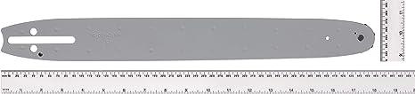 """Schwert passend für Scheppach CSP41 40cm 3//8/"""" 57TG 1,3mm Führungsschiene bar"""